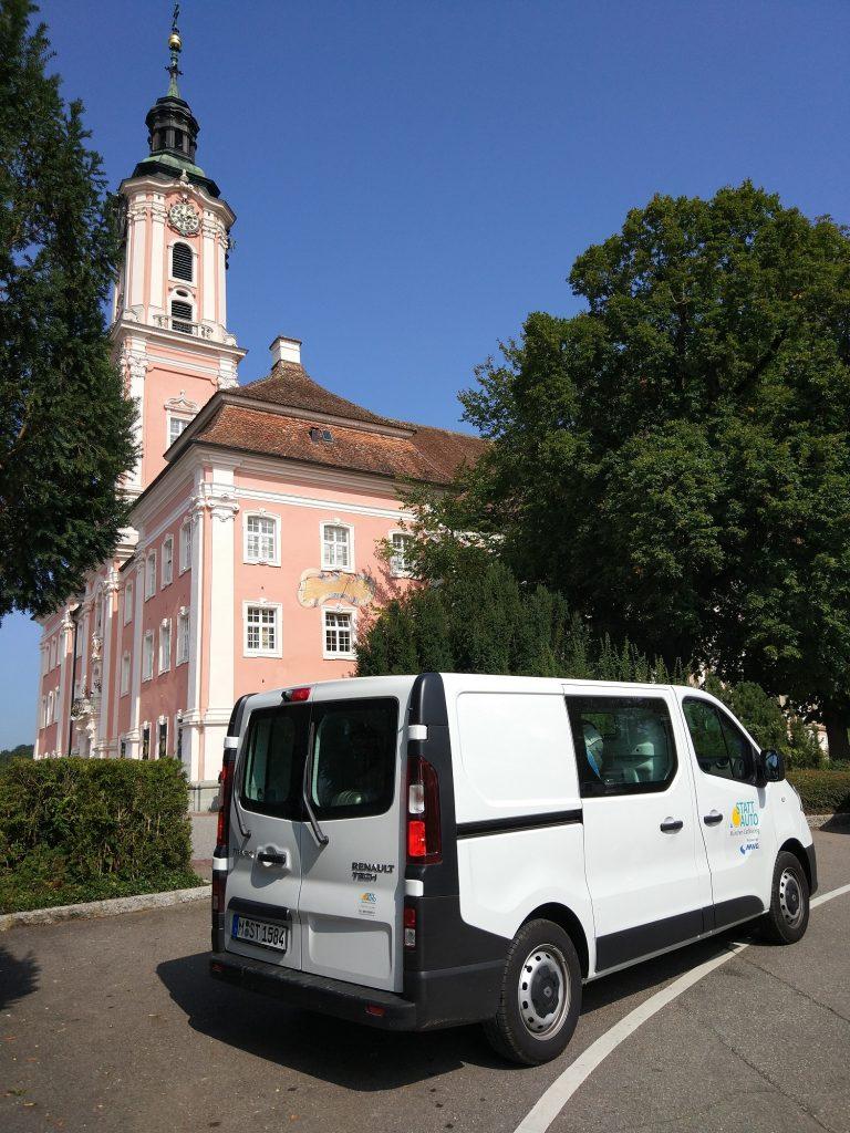 Bodensee 2017 - Wallfahrtskirche Birnau