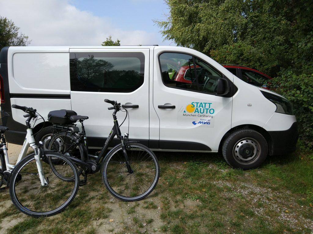 Bodensee 2017 - Urlaub mit den Pedelecs
